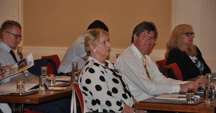 Mitgliederversammlung und Begleitprogramm 2017