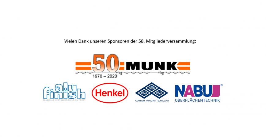 Sponsoren MVG 2020